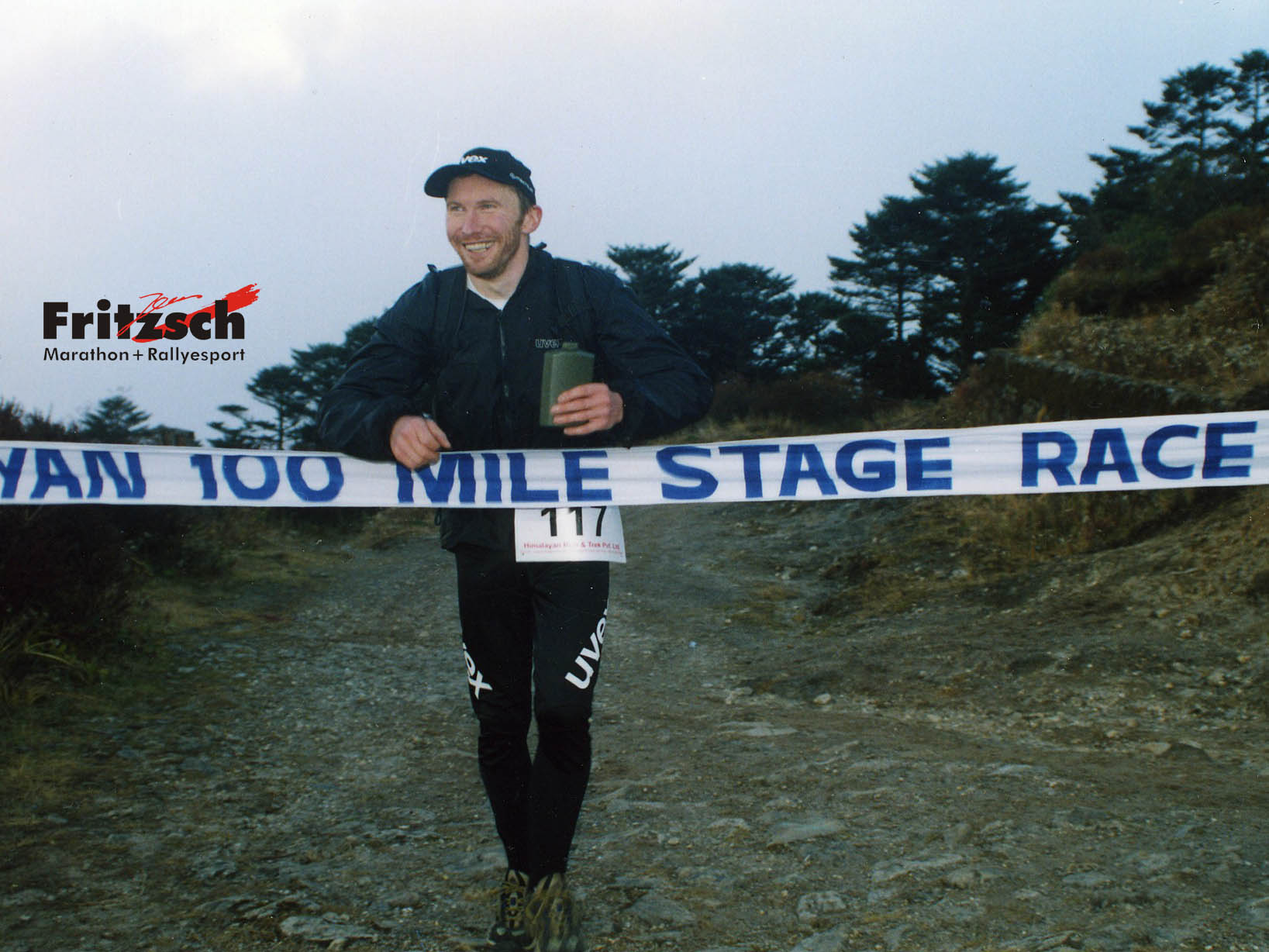 Himalayan Stage Race Ultra marathon in the Himalayan mountains