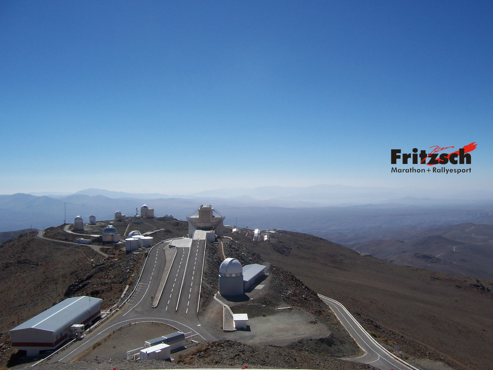 La Silla-Observatorium in Chile